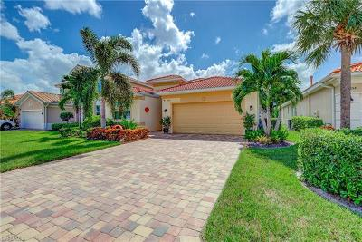 Estero Single Family Home For Sale: 19656 Tesoro Way