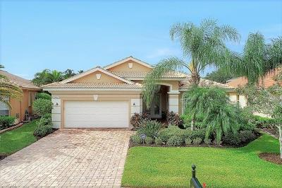 Estero Single Family Home For Sale: 19742 Maddelena Cir