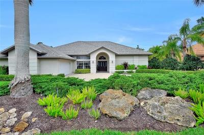 Estero Single Family Home For Sale: 12431 Water Oak Dr