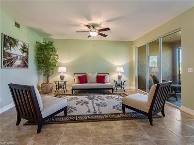 Estero Condo/Townhouse For Sale: 4621 Turnberry Lake Dr Dr #103