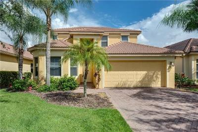 Estero Single Family Home For Sale: 20437 Ardore Ln