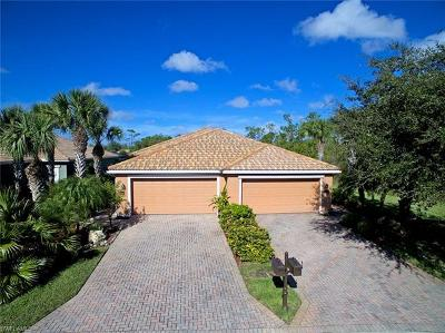 Estero Single Family Home For Sale: 21746 Belvedere Ln