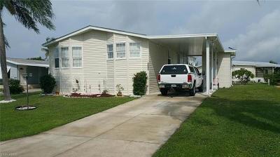 Bonita Springs Single Family Home For Sale: 4696 Fiji Ln