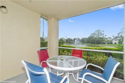 Fort Myers Condo/Townhouse For Sale: 12570 Equestrian Cir #1413