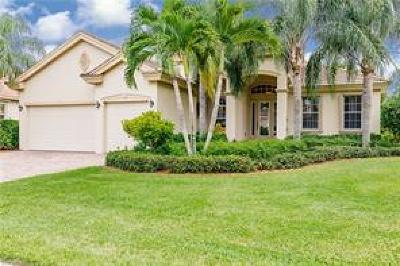 Fort Myers Single Family Home For Sale: 5663 Whispering Willow Way