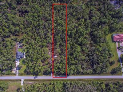 Collier County Residential Lots & Land For Sale: 72 Ave NE
