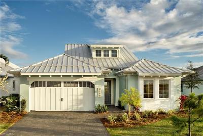 Naples FL Single Family Home For Sale: $784,384