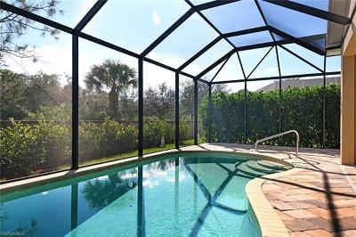 Naples Single Family Home For Sale: 2745 Inlet Cove Ln W