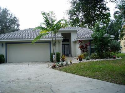 Bonita Springs Single Family Home For Sale: 8801 Springwood Ct