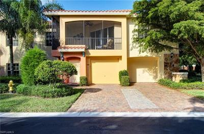 Estero Condo/Townhouse For Sale: 8565 Via Garibaldi Cir #202
