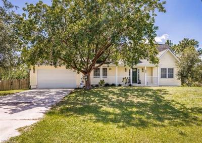 Punta Gorda Single Family Home For Sale: 27467 Notre Dame Blvd