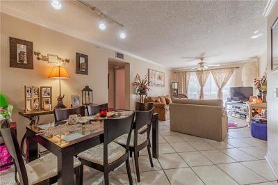 Bonita Springs Condo/Townhouse For Sale: 8735 River Homes Ln #6102