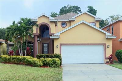 Bonita Springs Single Family Home For Sale: 9921 Alabama St