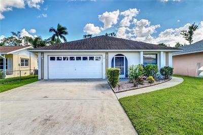 Naples Single Family Home For Sale: 774 98th Ave N