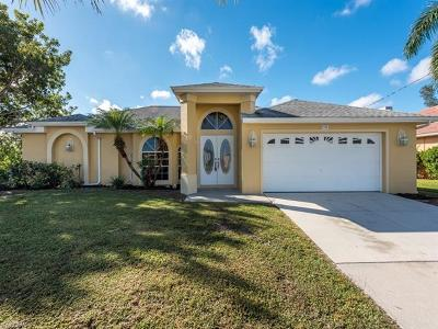 Cape Coral Single Family Home For Sale: 3908 Ceitus Pky