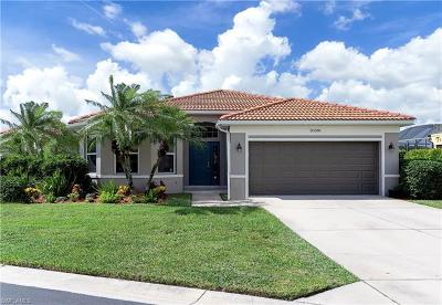 Estero Single Family Home For Sale: 20381 Talon Trce