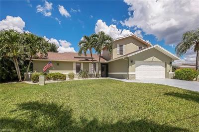 Cape Coral FL Single Family Home For Sale: $530,000