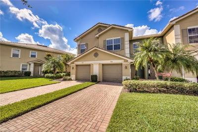 Fort Myers Condo/Townhouse Pending With Contingencies: 3171 Cottonwood Bend #1102