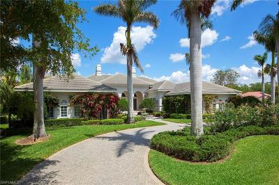 Estero Single Family Home For Sale: 9650 Lakebend Preserve Ct