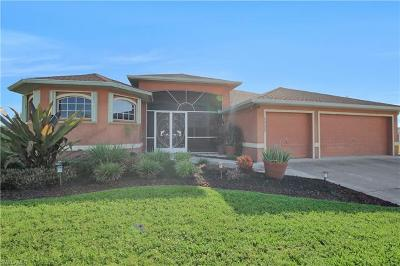 Cape Coral Single Family Home For Sale: 1707 NW 37th Ave