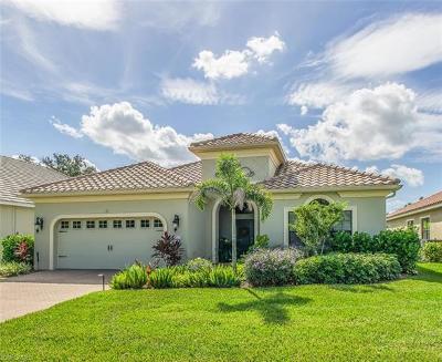 Estero Single Family Home For Sale: 21278 Estero Preserve Run