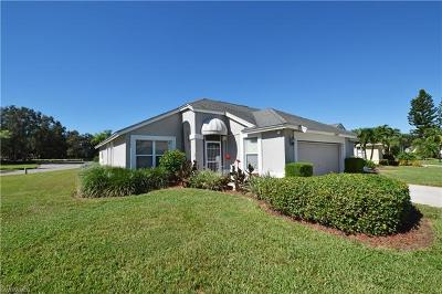 Estero Single Family Home Pending With Contingencies: 20880 Andiron Pl