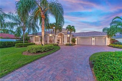 Estero Single Family Home For Sale: 12271 Water Oak Dr