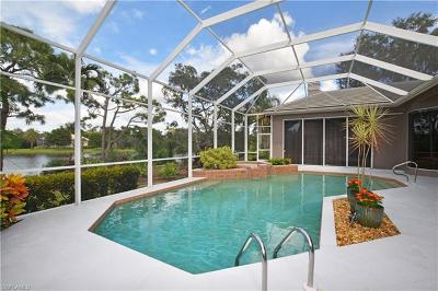 Bonita Springs Single Family Home Pending With Contingencies: 27821 Riverwalk Way
