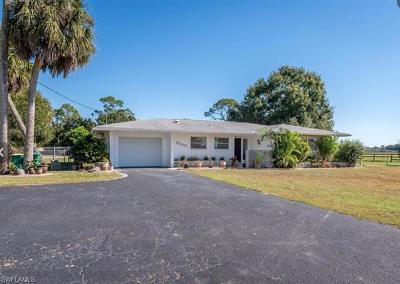 Punta Gorda Single Family Home For Sale: 27900 Jones Loop Rd