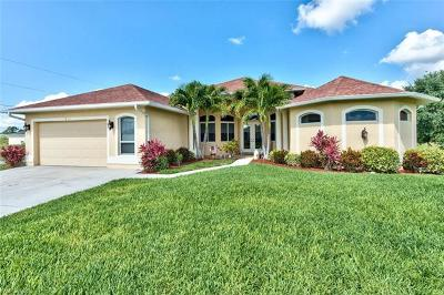 Lehigh Acres Single Family Home Pending With Contingencies: 811 Calvert Ave