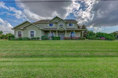 Cape Coral FL Single Family Home For Sale: $499,900