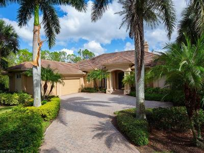 Estero Single Family Home For Sale: 9100 Willow Walk