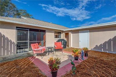 Bonita Springs Condo/Townhouse For Sale: 27671 Arroyal Rd #107
