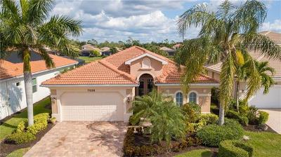 Naples Single Family Home For Sale: 7928 Piemonte Way
