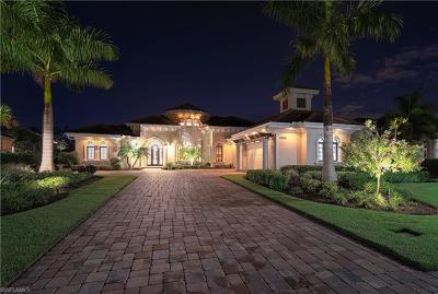 Naples FL Single Family Home For Sale: $2,189,000