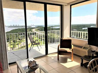 Fort Myers Beach Condo/Townhouse For Sale: 8701 Estero Blvd #1007