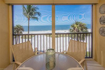 Fort Myers Beach Condo/Townhouse For Sale: 600 Estero Blvd #201