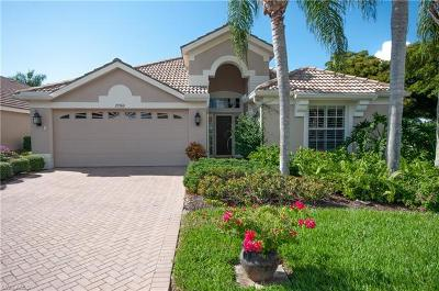 Estero Single Family Home For Sale: 23700 Jasmine Lake Dr W
