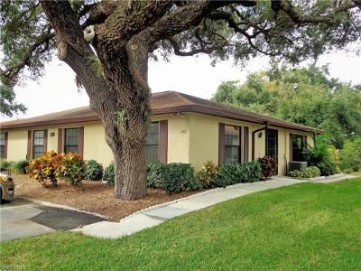 Bonita Springs Condo/Townhouse For Sale: 10869 Leitner Creek Dr #132