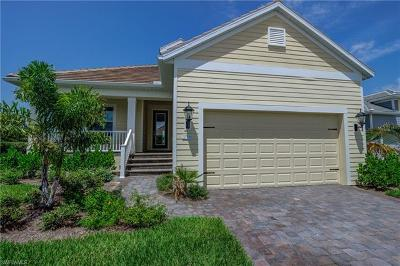 Fort Myers Single Family Home For Sale: 17780 Spanish Harbour Ct