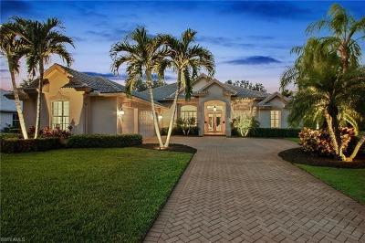 Estero Single Family Home For Sale: 3624 Heron Point Ct