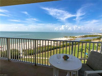 Fort Myers Beach Condo/Townhouse For Sale: 7360 Estero Blvd #707