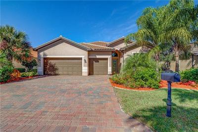 Fort Myers Single Family Home For Sale: 9317 River Otter Dr