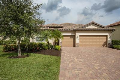 Estero Single Family Home For Sale: 13508 White Crane Pl