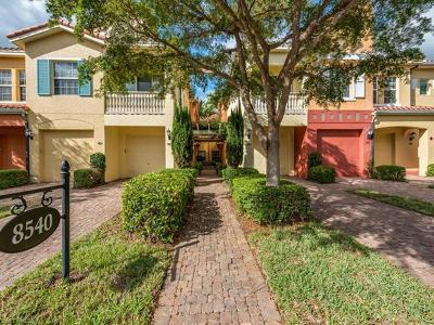 Estero Condo/Townhouse For Sale: 8540 Via Lungomare Cir #104