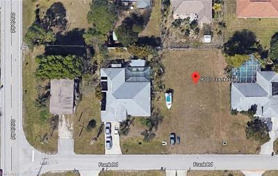 Residential Lots & Land For Sale: 9001 Frank Rd