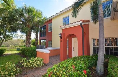 Estero Condo/Townhouse For Sale: 8535 Via Lungomare Cir #101