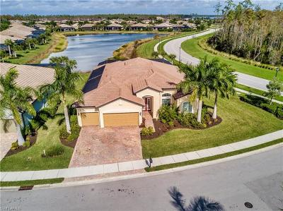 Estero Single Family Home For Sale: 13520 Deer Haven Ln