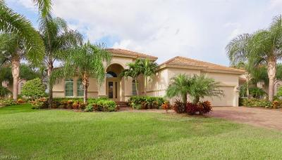 Fort Myers Single Family Home For Sale: 5668 Whispering Willow Way