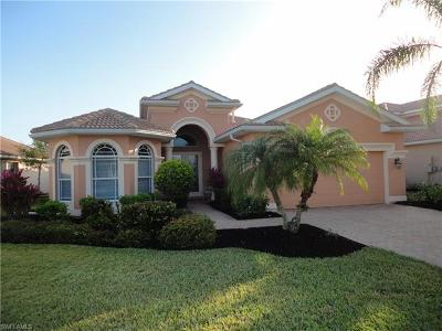 Estero Single Family Home For Sale: 19695 Maddelena Cir
